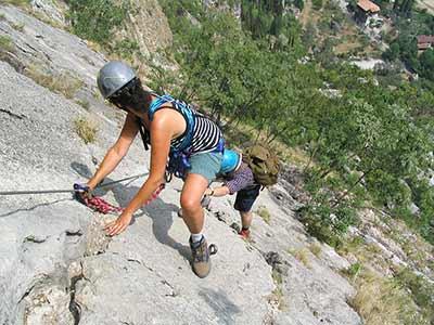Klettersteig Arco : Die besten klettersteige für heiße sommertage bergsteiger magazin